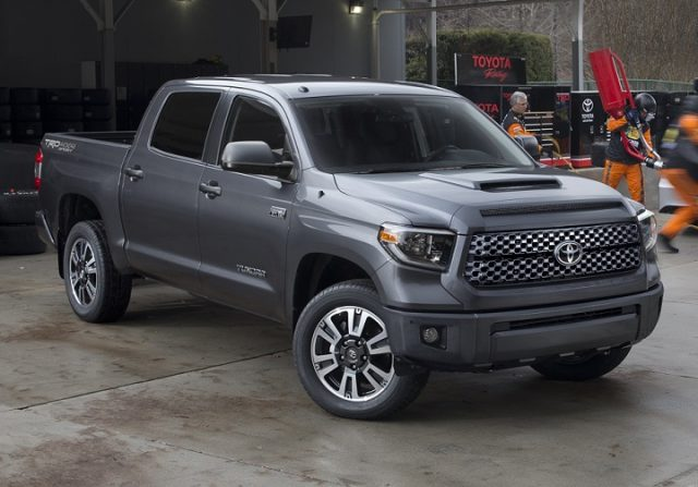 2020 Toyota Tundra Redesign Details And New Engine