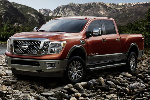 2019 Nissan Titan XD may get more torque and soonroof ...
