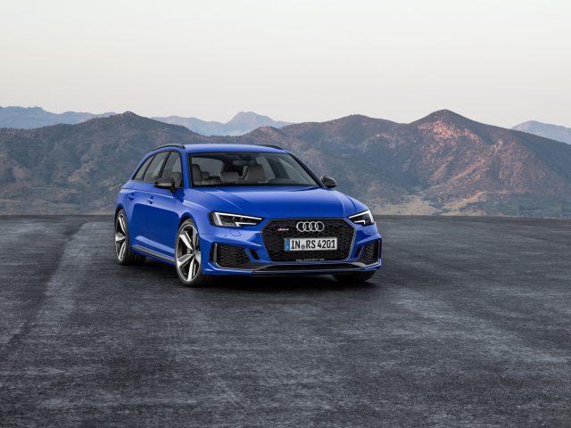 2018 Audi RS4 Avant price