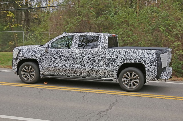 2019 GMC Sierra 1500 spy side