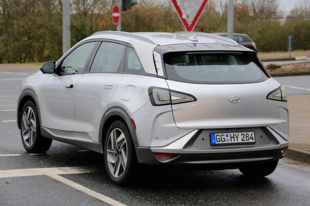 2019 Hyundai fuel cell SUV