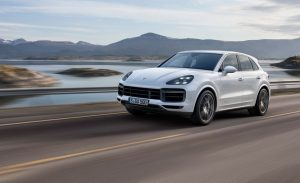 2019 Porsche Cayenne Turbo review