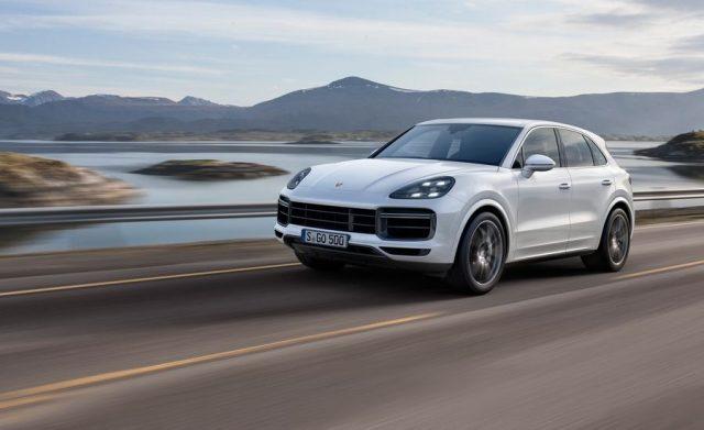 2019 Porsche Cayenne Turbo review