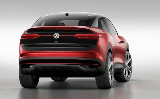Volkswagen ID Crozz electric SUV