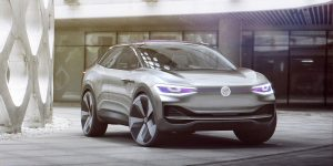 Volkswagen ID Crozz electric SUV