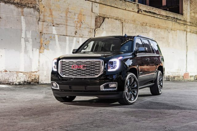 Land Rover Los Angeles >> 2018 GMC Yukon Denali Ultimate Black Edition Introduced and Detailed | SUVs & Trucks