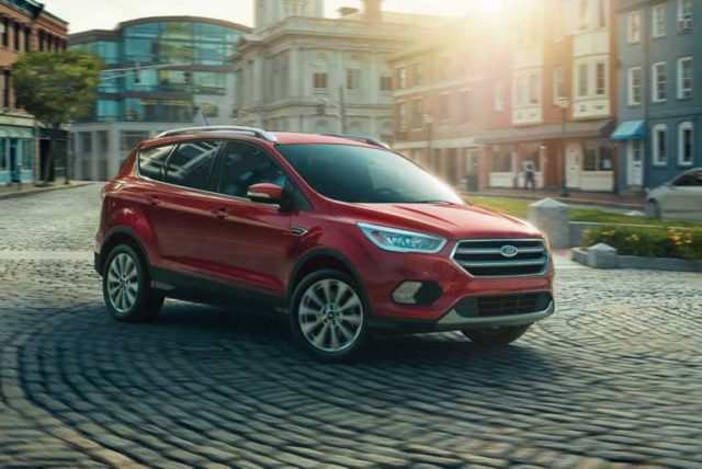 2019 Ford Escape Plug In Hybrid