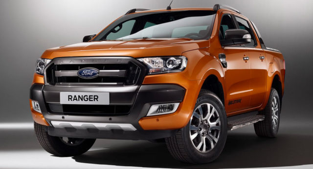 2019 Ford Ranger FX4