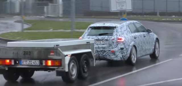 2019 Mercedes-Benz GLA towing abilities