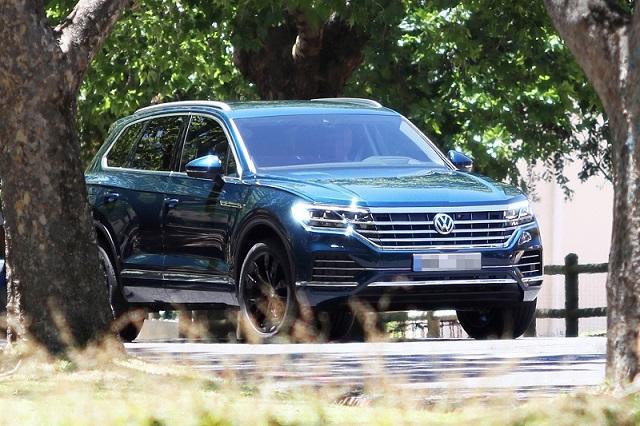 2019 Volkswagen Touareg