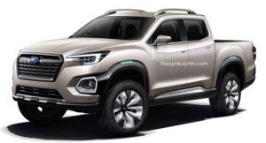 2020-Subaru-Baja pickup