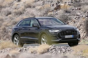 2019 Audi Q8 revealed