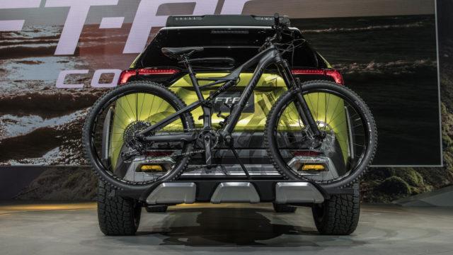 2019 Toyota RAV4 rear
