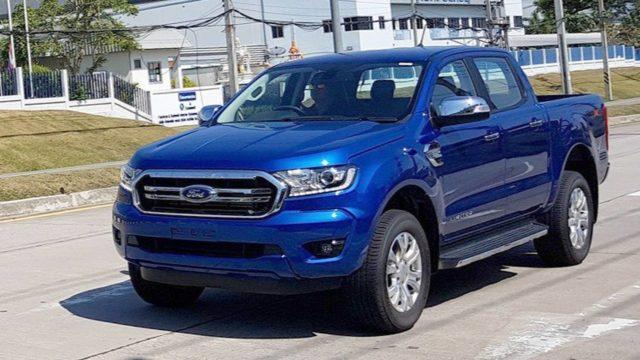 2019 Ford Ranger Leaked Before Official Debut Suvs Amp Trucks