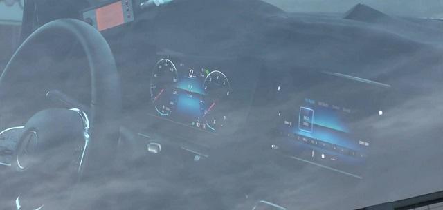 2019-mercedes-benz-GLE cockpit