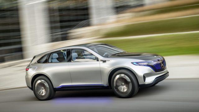 2020 Mercedes-Benz EQC concept
