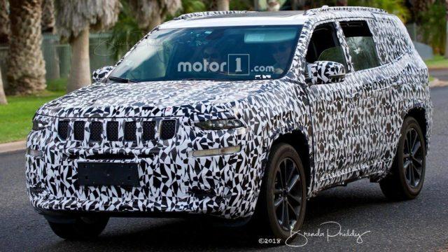 Jeep Woody 2018 >> 2020 Jeep Wagoneer: First Spy Shots | SUVs & Trucks