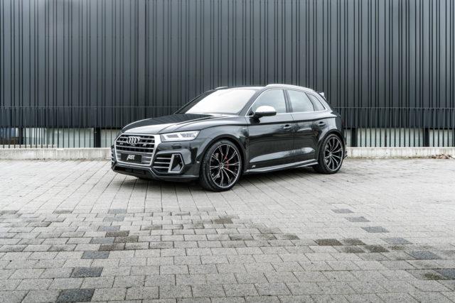 2018 Audi SQ5 ABT Sportsline
