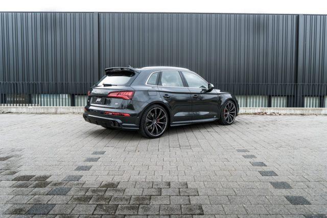 2018 Audi SQ5 ABT Sportsline side