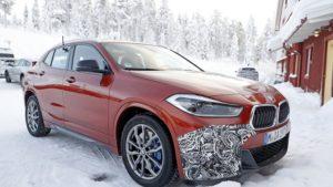 2019 BMW X2 M35i spy