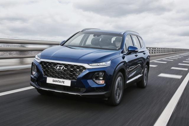 2019 Hyundai Santa Fe Diesel