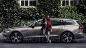 2019 Volvo V60 leaked photos
