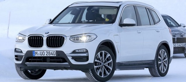 2020 BMW iX3 and X3 PHEV: Spy and Specs | SUVs & Trucks