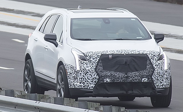2020 Cadillac Escalade >> 2020 Cadillac XT5 Gets A Mid-Cycle Refresh | SUVs & Trucks