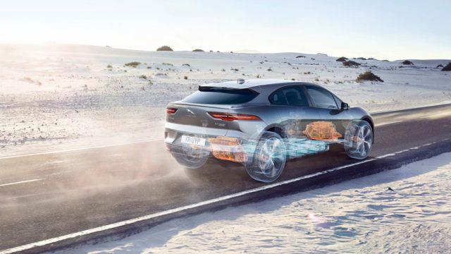 2019 Jaguar I-Pace rear