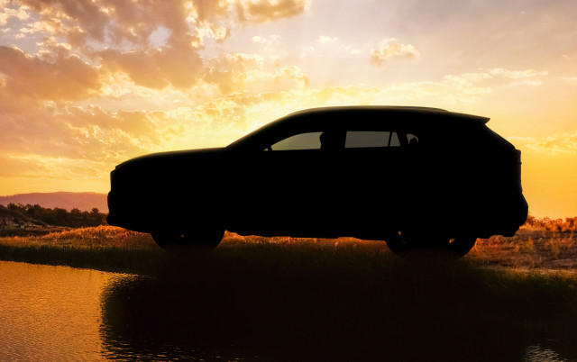 2019 Toyota RAV4 teaser photo