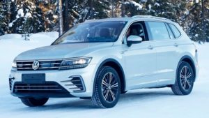 2019 VW Tiguan Plug-In Hybrid