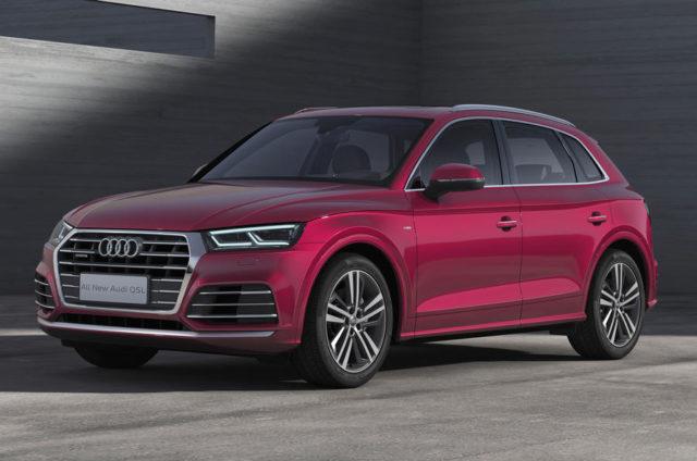 2019 Audi Q5L