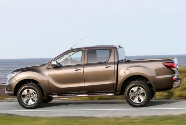 2019 Mazda Bt 50 Facelift