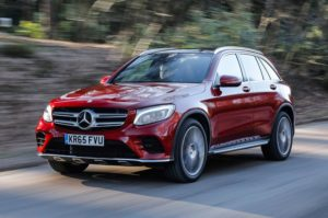 2020 Mercedes-Benz GLC refresh