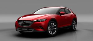 2021 Mazda CX-7 rumors