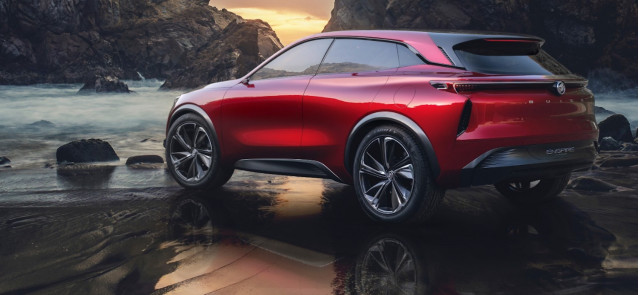 Buick Enspire concept electric SUV