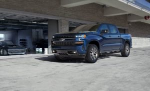 2019 Chevrolet Silverado 1500 engines
