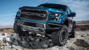 2019 Ford F-150 Raptor update