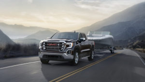 2019 GMC Sierra Elevation Edition