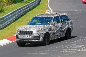 2019 Range Rover SV Coupe side