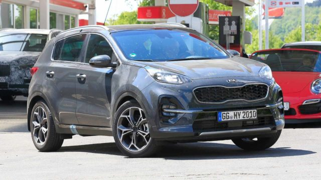 2019-kia-sportage-refresh-spy-shots