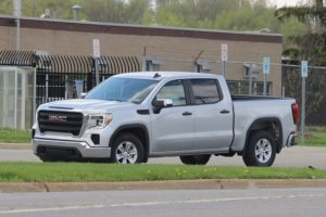 entry-level 2019 GMC Sierra 1500 pickup truck
