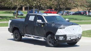 new generation Ram 2500 HD spy