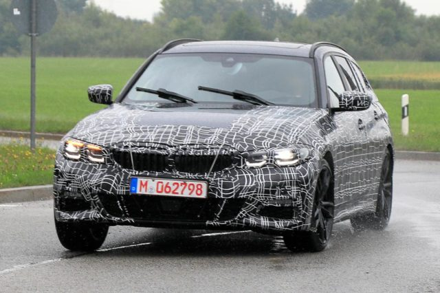 2019 BMW 3 Series Sports Wagon