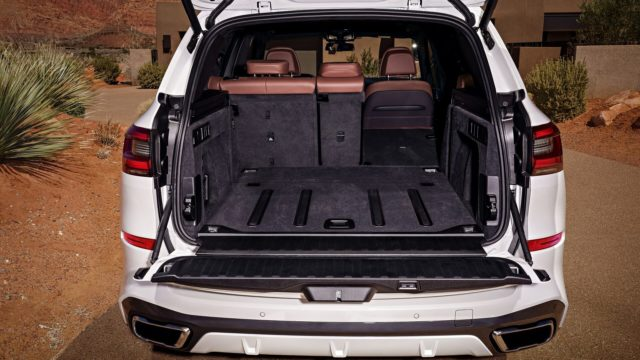 2019 BMW X5 redesign cargo