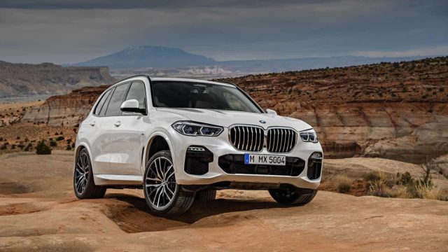 2019 BMW X5 redesign