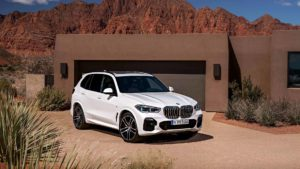 2019 BMW X5 redesign front