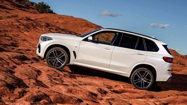 2019 BMW X5 redesign side