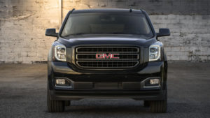 2019 GMC Yukon Graphite Edition and Graphite Performance Edition