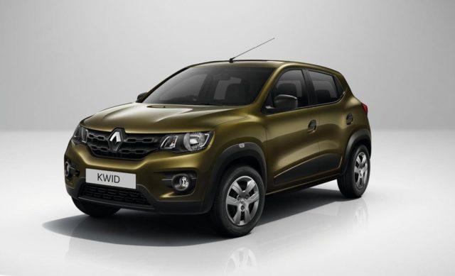 2019 Renault Kwid facelift